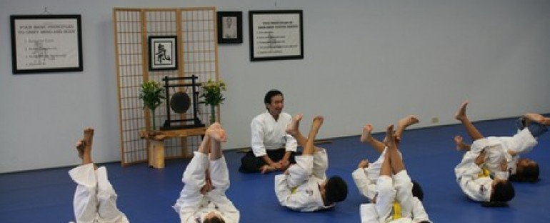 Aikido for Kids Begins September 7