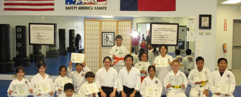 Aikido for Kids Begins January 11