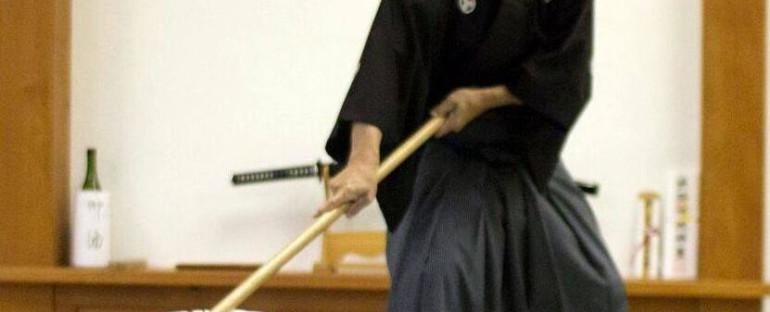 2015 Seminar with Kashiwaya Sensei
